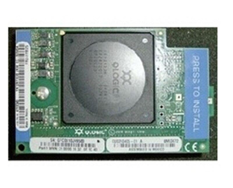 QMI2472 QLOGIC 4Gb 2 PORT FC EXPANSION CARD 41Y8583 41Y8525 41Y8527 лицензия qlogic lk 5800 4port8