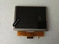 Yokogawa AQ1200 OTDR display LCD