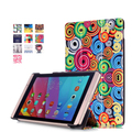 Magnet Ultra thin Smart pu leather Case cover For Huawei MediaPad M2 M2-801W M2-803L Huawei M2 8.0 tablet case +screen protector