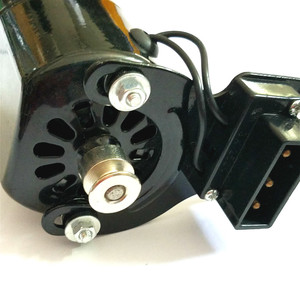 Image 3 - 220V 250W Home Sewing Machine Motor 12500rmp 1.0 Amps With Foot Pedal Controller Speed Pedal