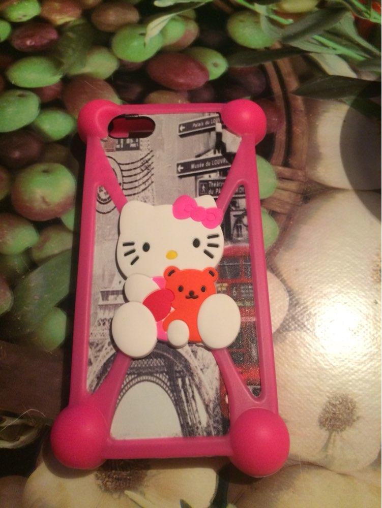 Cute Cartoon hello kitty Batman Minnie Minions Stitch Soft Silicon Case Cover For XOLO Era 1X Pro 2V 2X 3 3X for Yezz 4.5E LTE