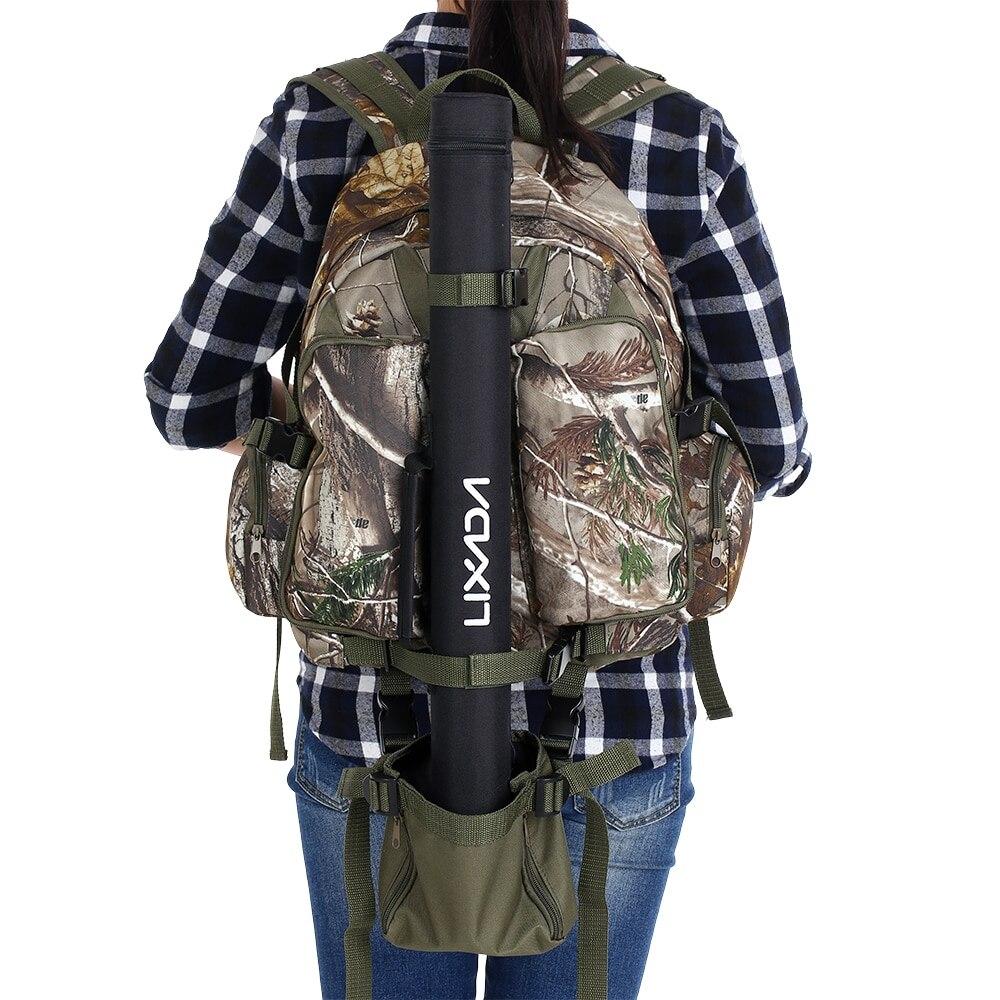 Nouvelle canne à pêche chaude bobine leurre sac toile militaire sac à dos sport voyage sacs en plein air randonnée Camping sac à dos tactique sac à dos