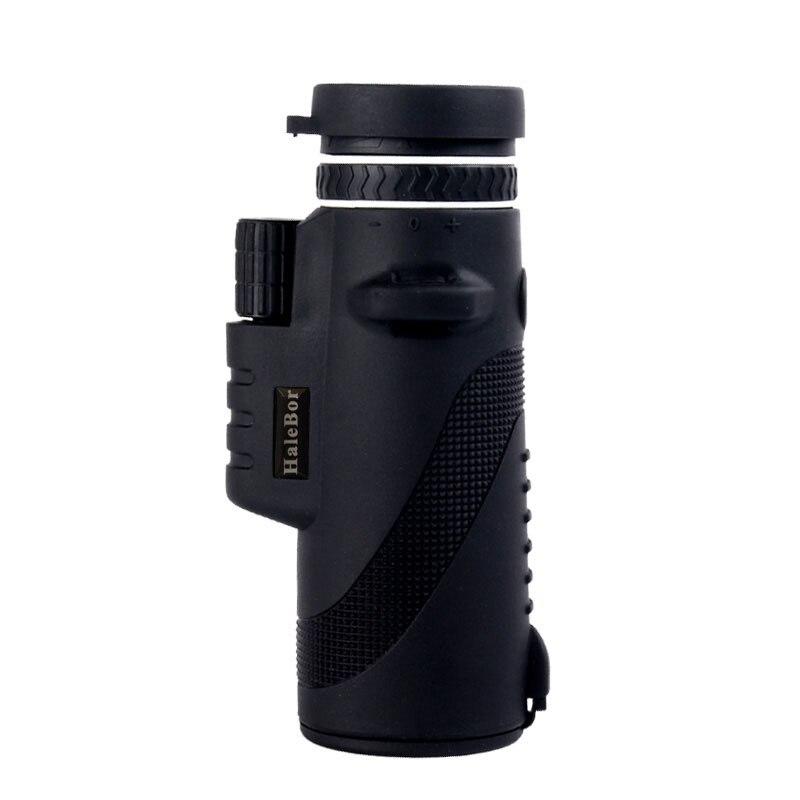 Hot Sale Super High Power 40X60 Portable HD OPTICS BAK4 Night Vision Monocular Telescope Binoculars In Stock Dropshipping