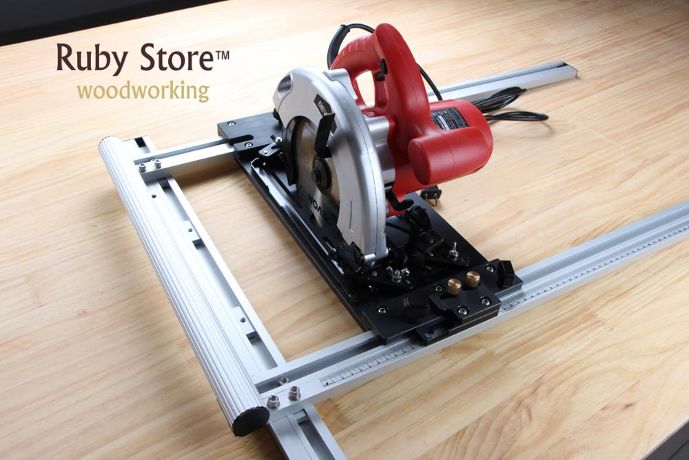Saw Guide For Circular Saws, Circular Saw Not Included