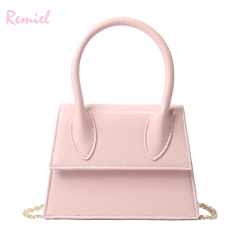 Elegant Girl Simple Tote bag 2018 Fashion New Handbags Quality PU Leather Women bag Big Portable Chain Shoulder Messenger Bag 2015 new fashion trend of women bag quality pu leather bucket bag portable shoulder messenger bag sweet personality small bag