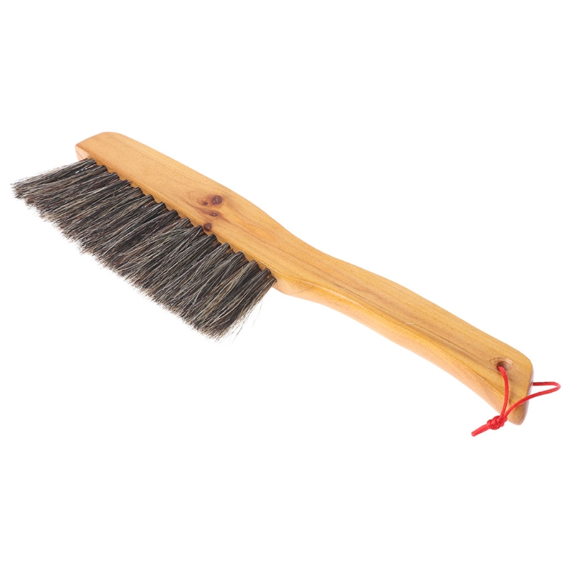 Carpet Bed Dust Brush Bristle Wooden Handle Anti-Static Cleaning Brush Home Cleaning Tools