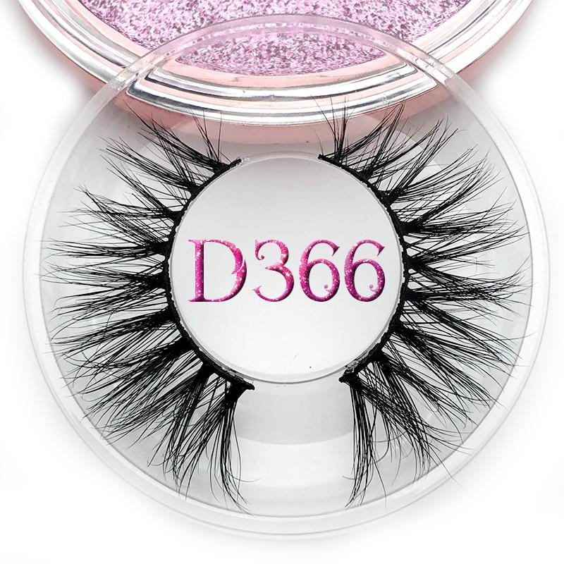 f03672d1527 Mikiwi 3D Mink Lashes Eyelash Extension 100% Handmade Natural Volume Long False  Lash Makeup Giltter Packing Rose Gold Packaging