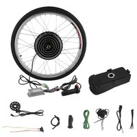 Professional 36V 250W Electric Bicycles E Bike 26inch Front Wheel Conversion Kit Powerful Cycling Motor Replace Set