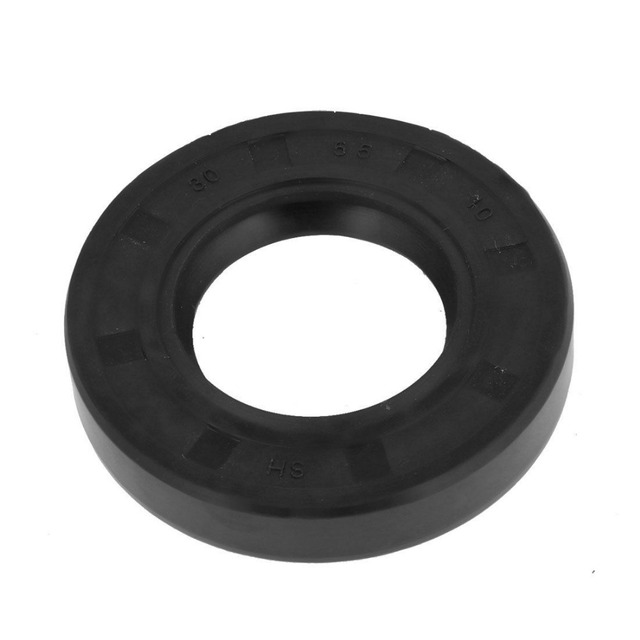 5Pairs Flexible Rubber O Ring Seal Washer Replacement Black 40mm x ...
