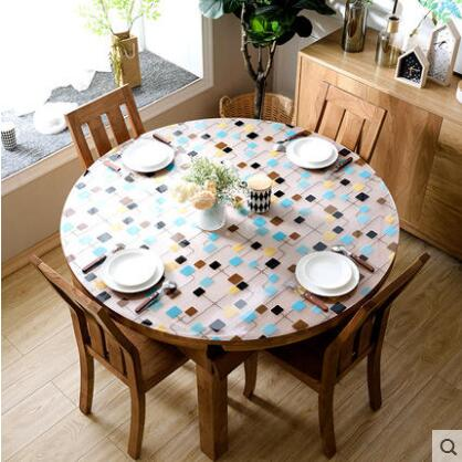 Round Table Pad Restaurant Interior Design Drawing - Round table pads 48 inches