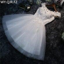 Real photos Bridesmaid dress short the new spring summer bri