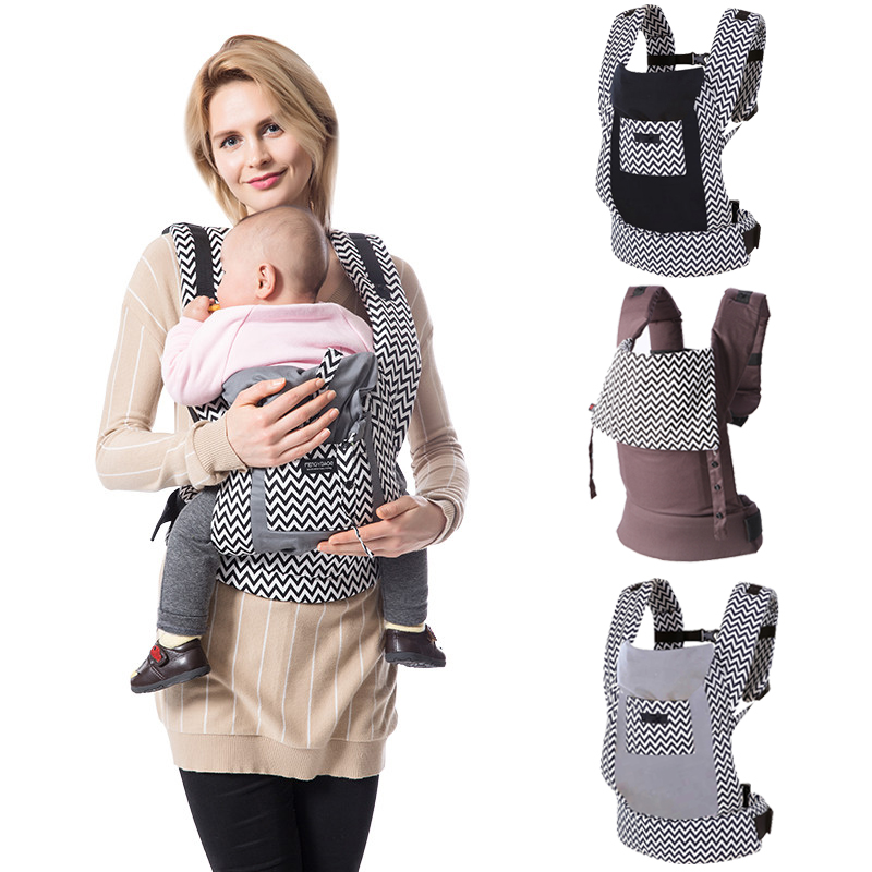 5-36 Months Breathable Front Facing Baby Carrier Sling Backpack Pouch Safe Wrap