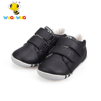 Wua Wua Brand Baby Girls Boys First Walkers Shoes Warm Fleece Infant Shoes Casual White Shoes