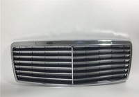 eOsuns Front Bumper Grill Grille for Mercedes Benz S Class W140 S280 S300 S320 S350 S500 S600 1994 1998