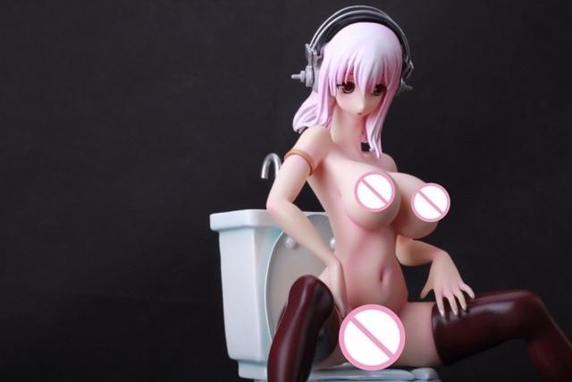 anime nude sonico Super