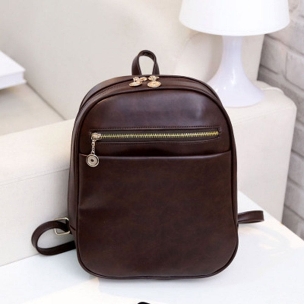 Popular Faux Leather Backpack-Buy Cheap Faux Leather Backpack lots ...