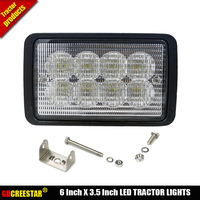 9846126, 9846125 For New Holland Tractors 8670,8770,8870,8970,8670A,8770A,870A,8970A Led Tractor Work Lights x1pc free shipping