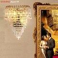 Luxus Wandleuchte Leuchte K9 Kristall Wandleuchte Wandlampen Hause Decor Wandleuchten Neben Moderne led leuchten für wohnzimmer schlafzimmer-in LED-Innenwandleuchten aus Licht & Beleuchtung bei