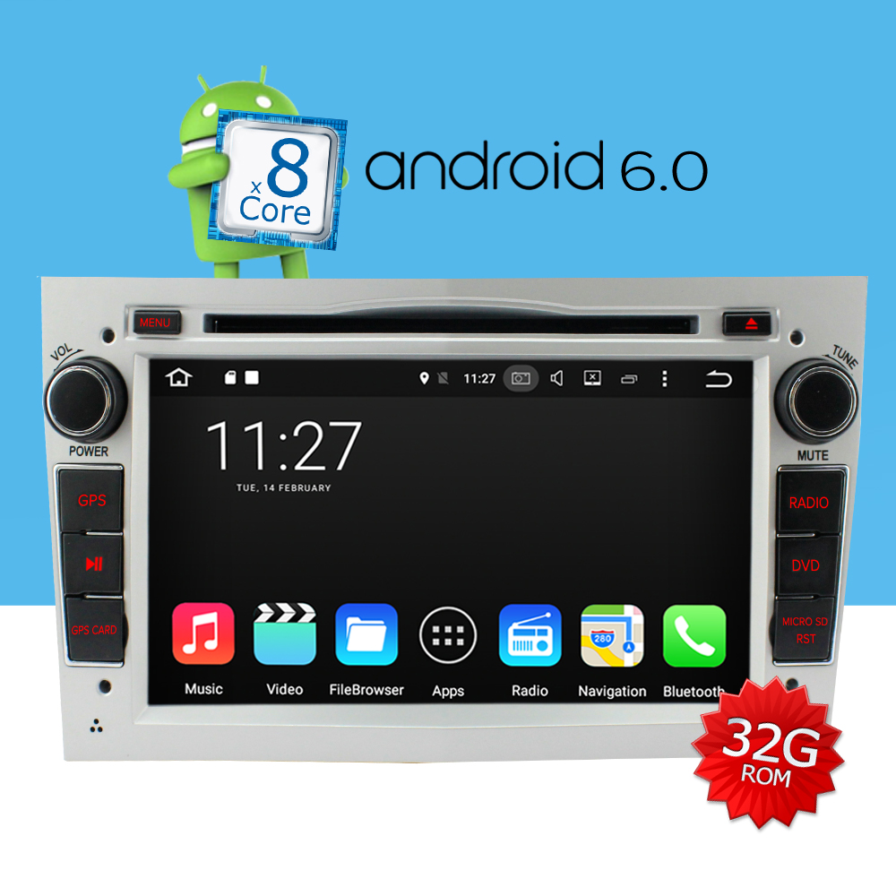 a sure 2gbram 32gb dab android 6 0 octa core cpu radio. Black Bedroom Furniture Sets. Home Design Ideas