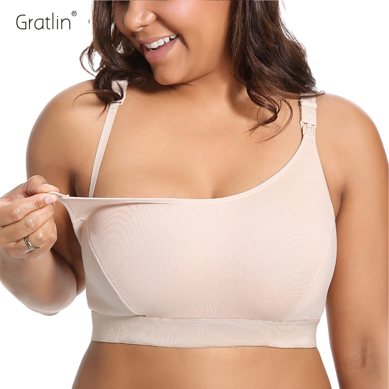 women's-full-support-comfort-plus-size-cotton-maternity-nursing-bra