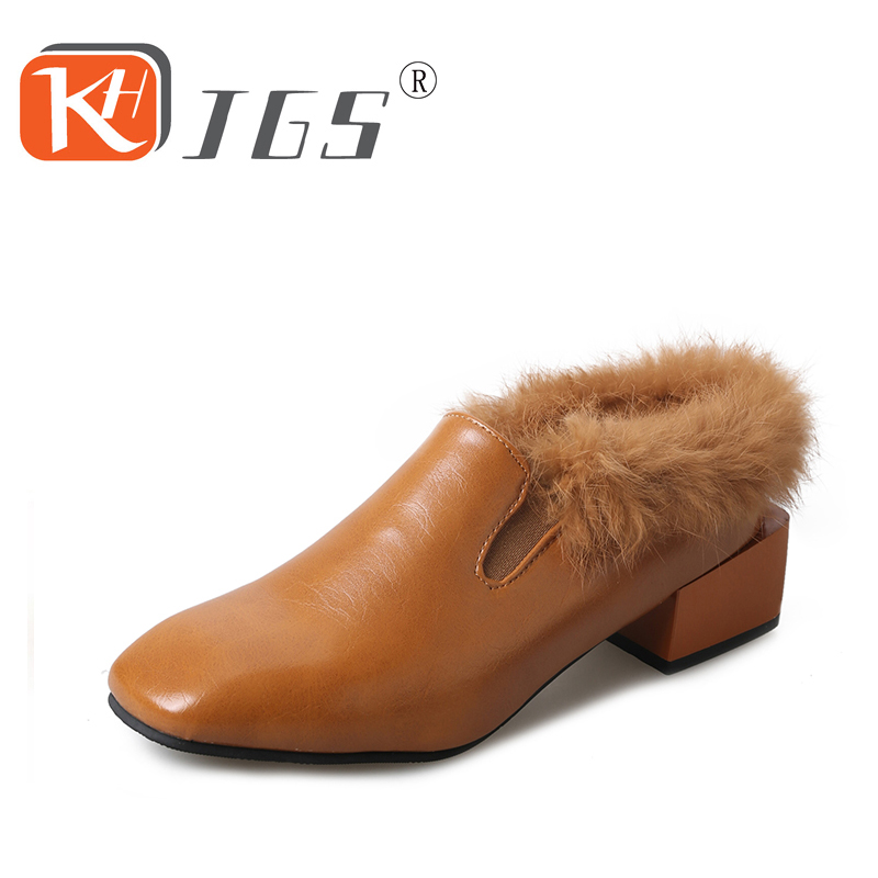 2017 Winter Shoes Women Loafers Bowtie Slip on Flat Shoes Short Plush Loafer Wearm Boat Shoes Fur Woman Flats Zapatos Mujer vtota women flats zapatos mujer plataforma 2017 new casual flat shoes chaussures femmes women slip on loafers shoes woman b57