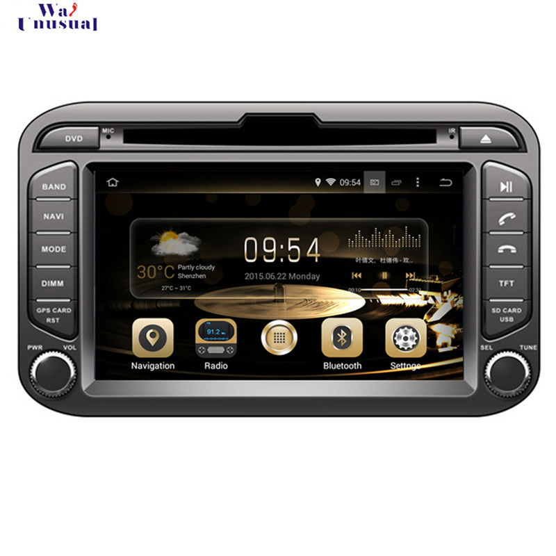 WANUSUAL 7inch Android 5.1.1 Car Multimedia player for KIA PICANTO MORNING 2011 2012 2013 2014 2015 with GPS BT Wifi 3G
