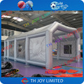 Free shipping 8*4*3mH inflatable spray booth inflatable paint booth tent inflatable car spray booth for sale
