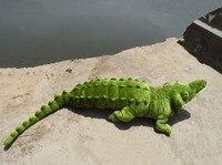 big crocodile plush toy stuffed crocodile pillow birthday gift about 120cm