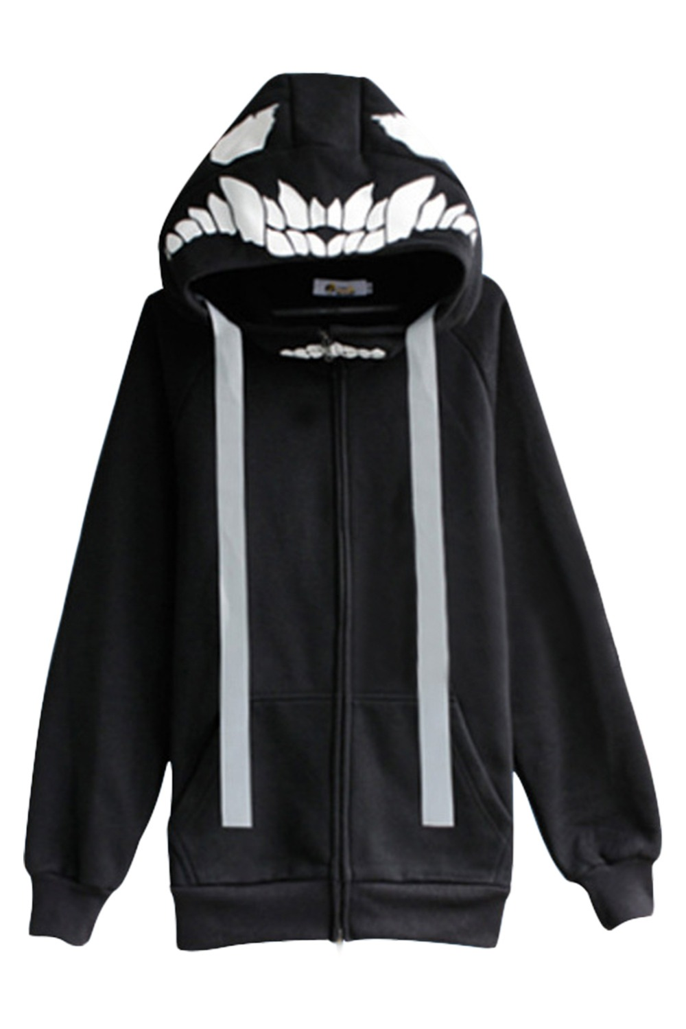 Anime Kantai Collection Hoodies Cotton Short Sleeve Pullover Sweatshirt Jacket