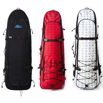 LONG FIN BACKPACK FREE DIVING BAG MEN AND WOMAN