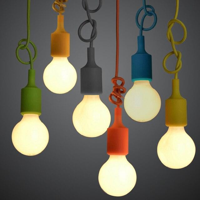 Livewin Spider Pendant Lights Nordic DIY Color Combination Lustres Art Deco Hanglamp Living Room Suspension Luminaire Lamparas