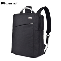 PICANO Oxford Bagpack Large Capacity Aluminum Ring Bags Unique Design Laptop Backpack Travel Bag Students School