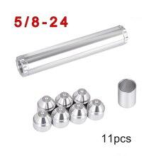 Aluminum Alloy 1/2-28 & 5/8-24 Automotive fuel filter For NAPA 4003 WIX 24003 Car Fuel Filter  (Automotive Only)