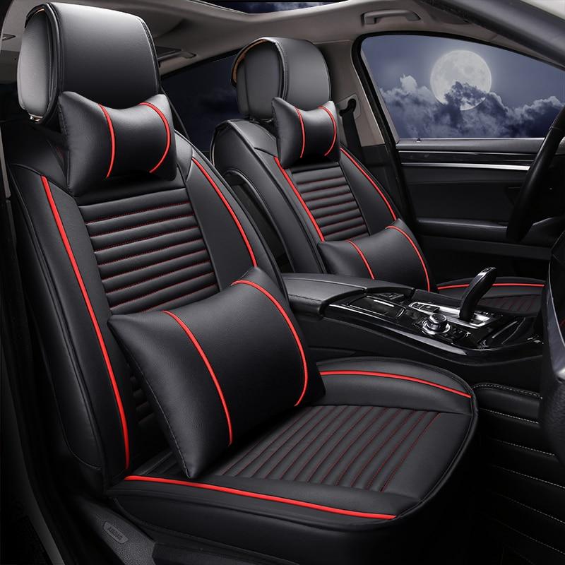 Автокресло Обложки авто кресло аксессуары для интерьера для Lifan 320 520 620 720 улыбающимся Солано X50 x60, JAC J3 J6 S2 S3 S5