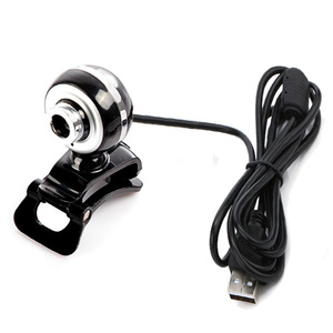 Image 5 - HXSJ 480P Fashion HD Webcam  Pixels USB2.0 Computer Web Camera A848 Built in Microphone For PC Laptop Camcorder