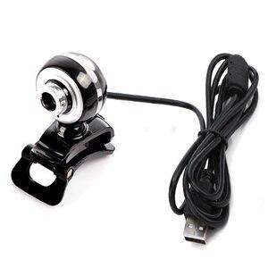 Image 5 - HXSJ 480P mode HD Webcam Pixels USB2.0 ordinateur caméra Web A848 Microphone intégré pour PC portable caméscope