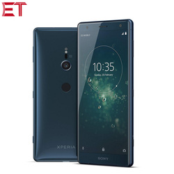 Перейти на Алиэкспресс и купить hk version sony xperia xz2 h8296 mobile phone 5.7дюйм. 6gb ram 64gb rom snapdragon 845 19mp camera dual sim nfc android smart phone