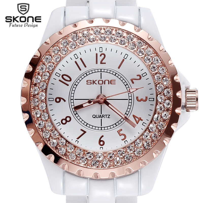 SKONE Women Watches Women Top Famous Brand Luxury Casual Quartz Watch Female Ladies Watches Women Wristwatches Relogio Feminino women watches women top famous brand luxury casual quartz watch female ladies watches women wristwatches relogio feminino