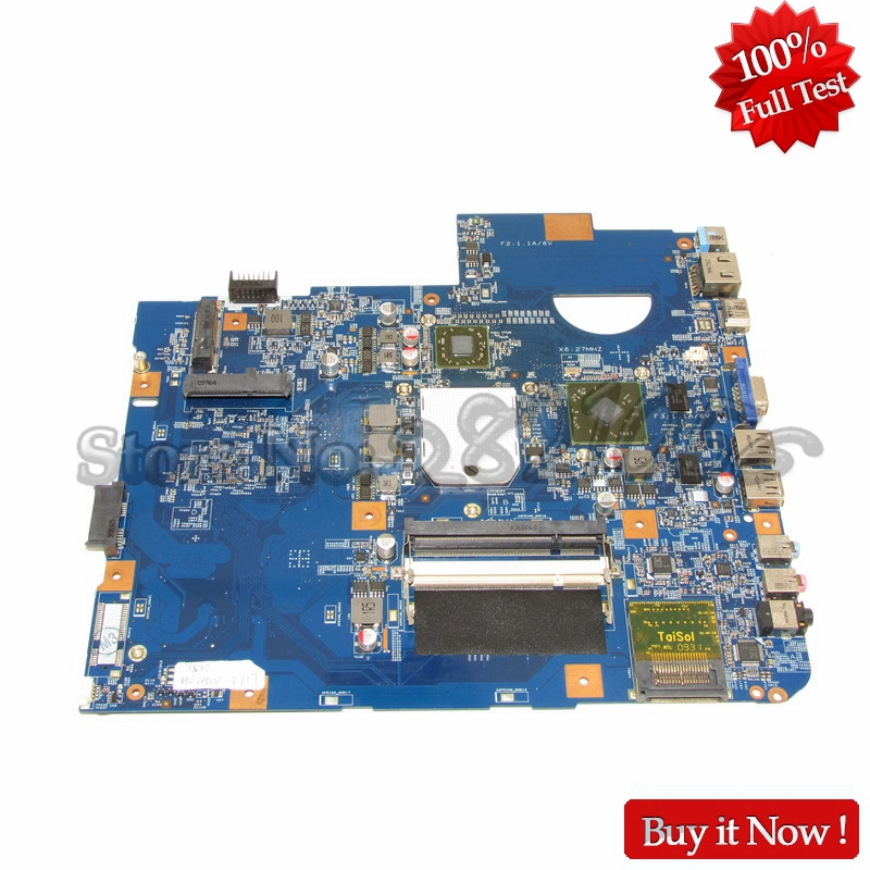 NOKOTION 09230-1 JV50-TR MB 48.4FN01.011 Main Board For acer Asipre 5542 5542G Laptop Motherboard DDR2 HD 4500 nokotion sps v000198120 for toshiba satellite a500 a505 motherboard intel gm45 ddr2 6050a2323101 mb a01