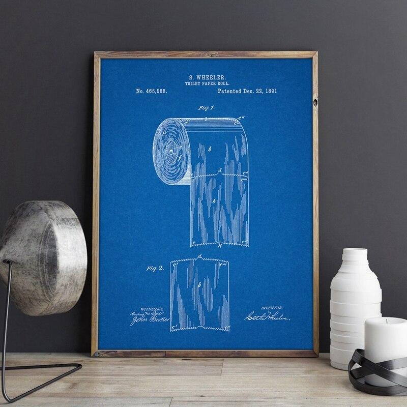 Toilet Paper Prints