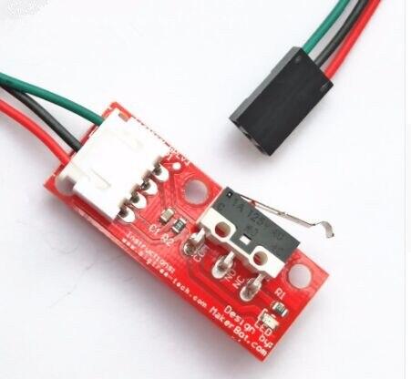10pcs End Stop Endstop Limit Switch Module RAMPS 1.4 For CNC 3D Printer(China)
