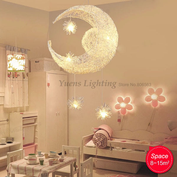 New Novelty Kid Children Room Light Lamp Modern Pendant Lighting For