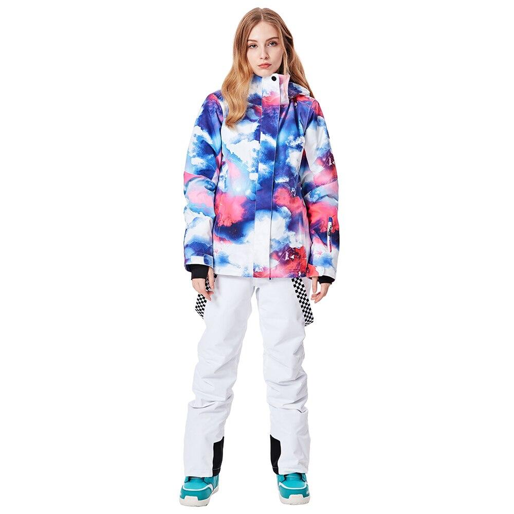 2018 di inverno delle nuove donne impiallacciatura doppio bordo di abbigliamento da sci alpinismo abbigliamento antivento pantaloni da neve caldo abbigliamento sportivo delle donne2018 di inverno delle nuove donne impiallacciatura doppio bordo di abbigliamento da sci alpinismo abbigliamento antivento pantaloni da neve caldo abbigliamento sportivo delle donne