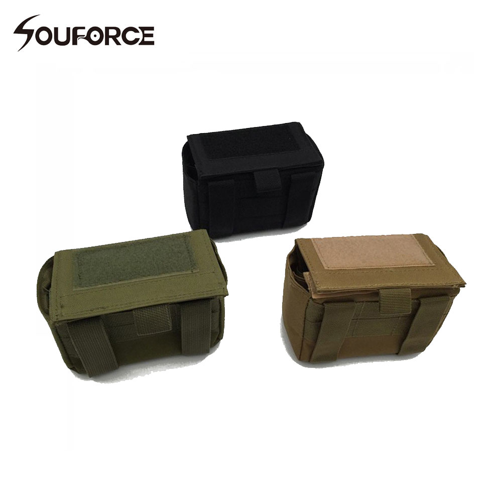 Tactical Molle Tactical Magazine Reload Shotshell Holder 15 rounds - Jacht - Foto 1