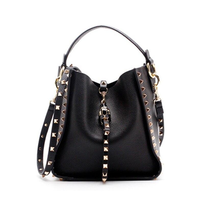 Luksusowe kobiety torby torebka z prawdziwej skóry Crossbody torby dla kobiet torba na ramię sprzęgła kobiet Messenger torby bolsos mujer sac w Torby z uchwytem od Bagaże i torby na  Grupa 1