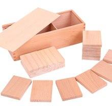 Montessori Sensorial Materials Weight Board Preschool Educational Learning Wooden Toys For Children Juguetes Montessori ME2344H