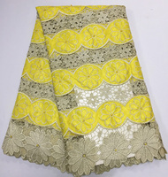African Embroidered Jacquard Fabric Guinea Brocade Cotton High Quality Bazin Riche Getzner For Nigerian Wedding Dress