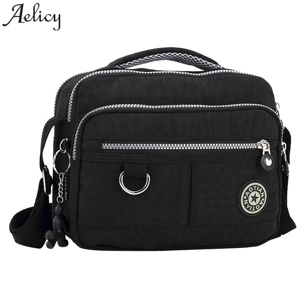 Aelicy Brand Men Messenger Bag High Quality Shoulder Bag For Women Business Travel Crossbody Bags for Men Messenger Large jason tutu promotions men shoulder bags leisure travel black small bag crossbody messenger bag men leather high quality b206