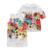 2016 primavera / verão flor / borboleta roupas das meninas 1 pc roupa das crianças 2-8a crianças roupas Jacquard casaco + A linha meninas vestidos
