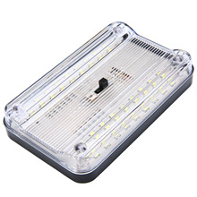 Universal White 12V 36 LED Auto Car Vehicle Interior Dome Roof Ceiling Reading Trunk Indoor Light Lamp High
